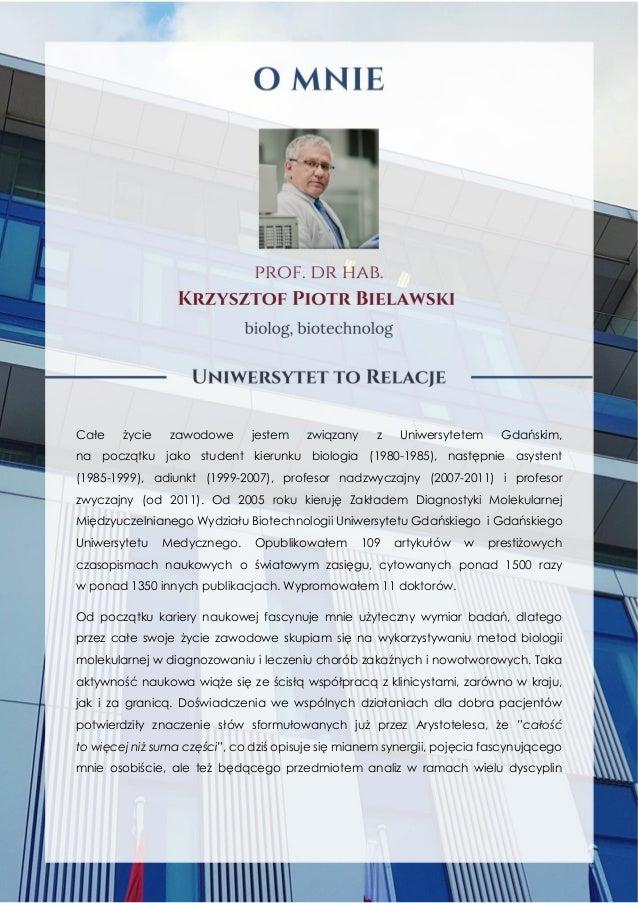 prof. dr hab. Krzysztof Bielawski - Program wyborczy-kandydata-na-rektora-ug-1 Slide 3