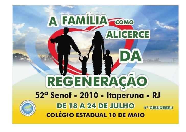 PROGRAMAÇÃO DA SEMANA DE 18 A 24/07/2010