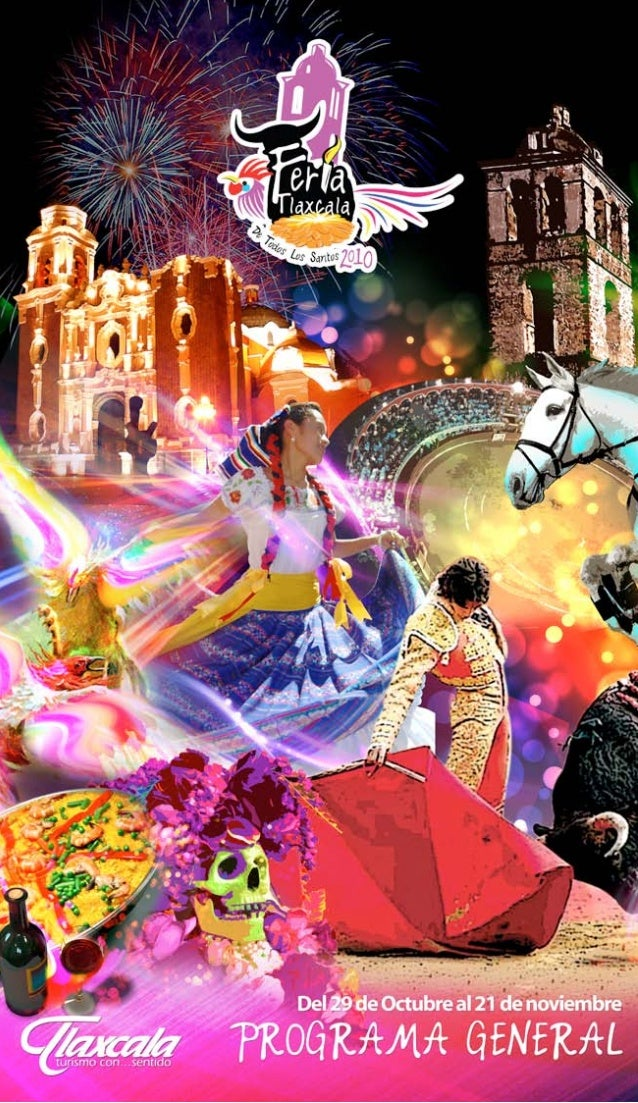 Programa de la Feria Tlaxcala 2010