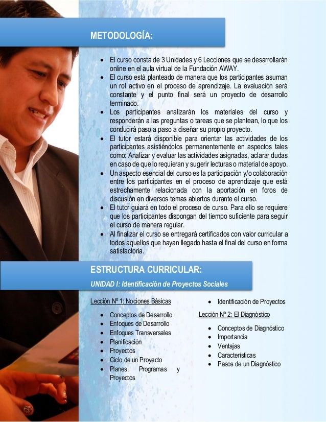  Instrumentos de Diagnóstico  Lección Nº 3: Análisis de Problemas, Objetivos, Alternativas e Involucrados   Definición d...