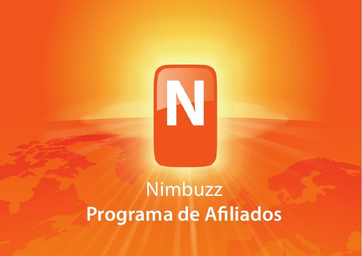 Nimbuzz Programa de Afiliados