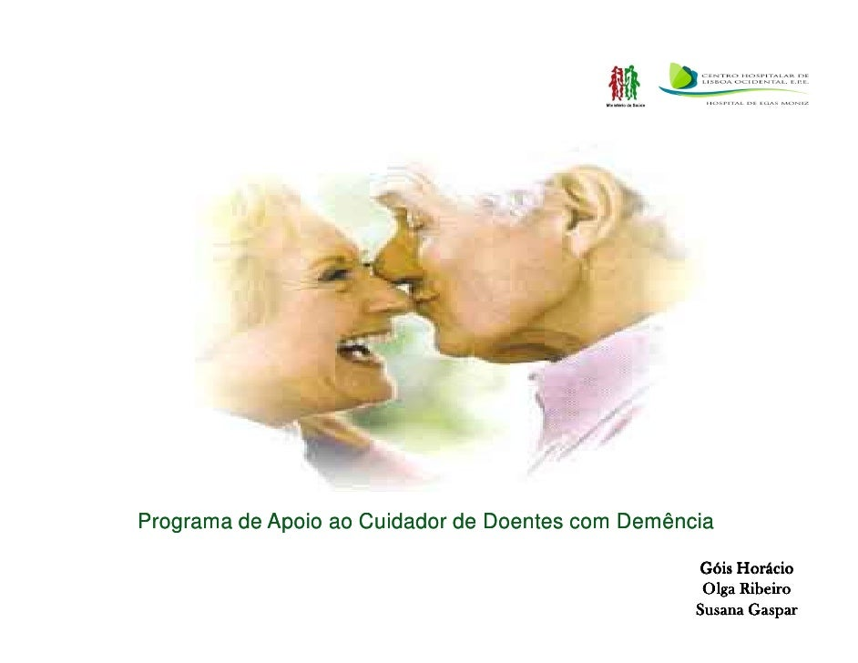 Programa de Apoio ao Cuidador de Doentes com Demência