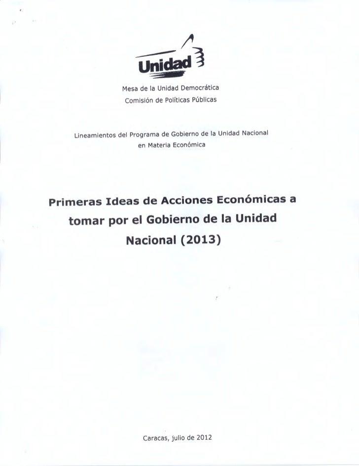 Programa dela-mesa-de-la-unidad-capriles