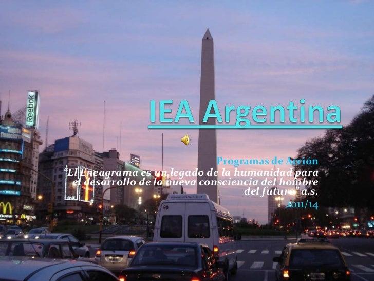 """Programas de Acción """" El Eneagrama es un legado de la humanidad para el desarrollo de la nueva consciencia del hombre del ..."""