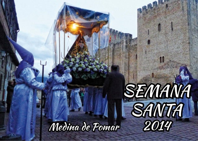 SEMANA SANTA 2014Medina de Pomar
