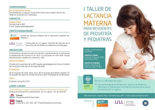 COORDINADORA Dra. N. Marta Díaz Gómez Universidad de La Laguna. Facultad de Ciencias de la Salud. Sección de Medicina, Enf...