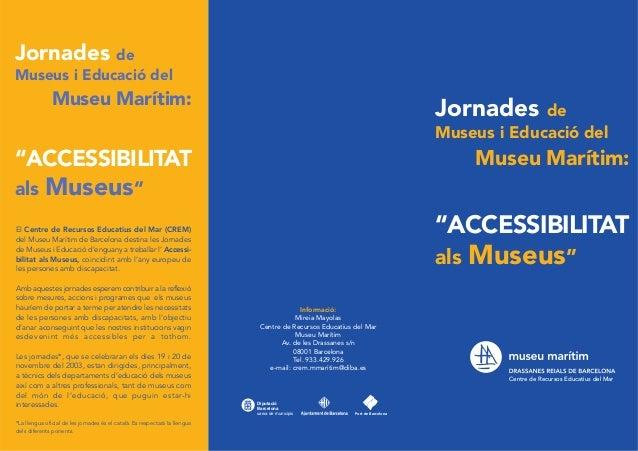 Port de Barcelona  Diputació  Barcelona  xarxa de municipis  Informació:  Mireia Mayolas  Centre de Recursos Educatius del...