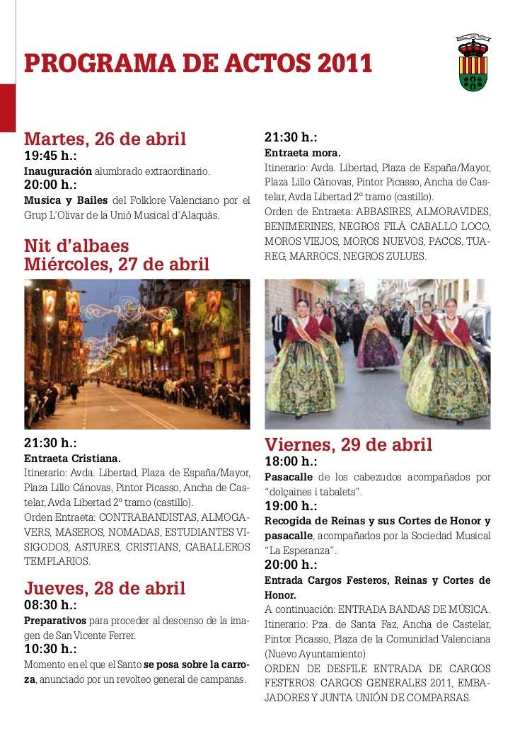 28 de abril fiesta comunidad valenciana webcam