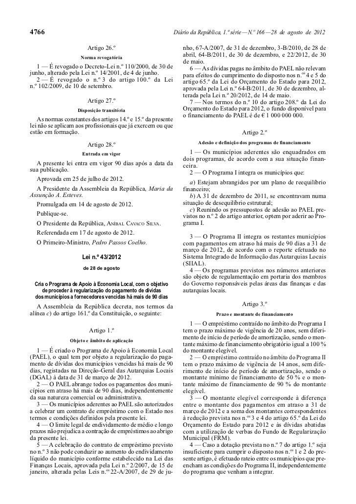 4766                                                          Diário da República, 1.ª série — N.º 166 — 28 de agosto de 2...