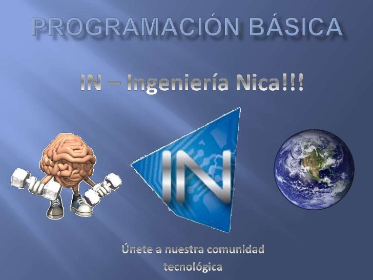Programación Básica<br />