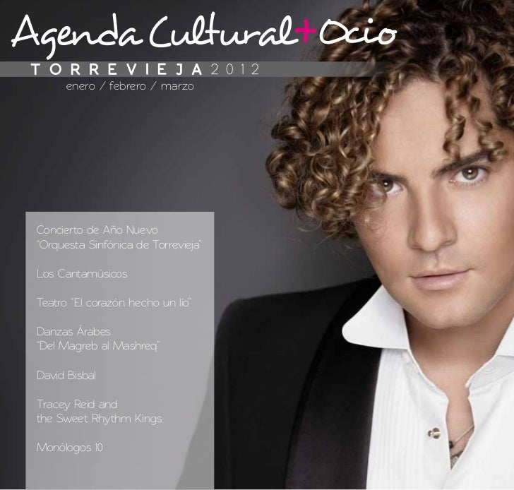 """enero / febrero / marzoConcierto de Año Nuevo""""Orquesta Sinfónica de Torrevieja""""Los CantamúsicosTeatro """"El corazón hecho un..."""