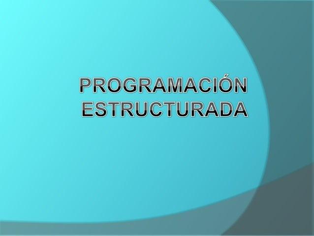 es un paradigma de programación orientado a mejorar la claridad, calidad y tiempo de desarrollo de un programa de computad...