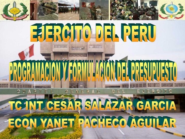 DIRECCION DE PLANEAMIENTO                 SUMARIO 1. INTRODUCCION. 2. PROGRAMACION Y FORMULACION DEL    PRESUPUESTO. 3. AP...