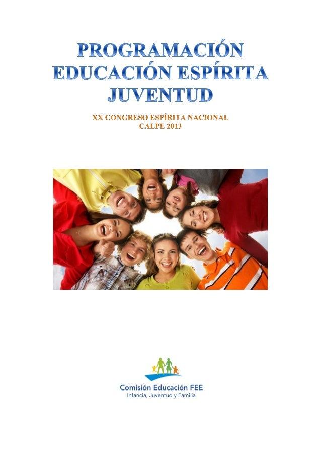 Coordinadoras:  - Yolanda Durán  - Claudia Werdine  - Valle García  Equipo Educadores:  - Yolanda Durán  - Valle García  O...