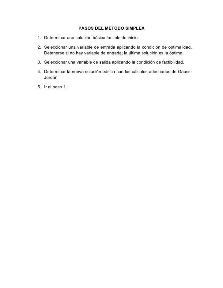Programación lineal Slide 3