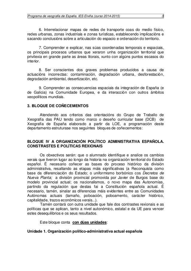 Programa de xeografía de España. IES Elviña (curso 2014-2015) 4  11. Evolución histórica  1.2. Formas de goberno. A democr...