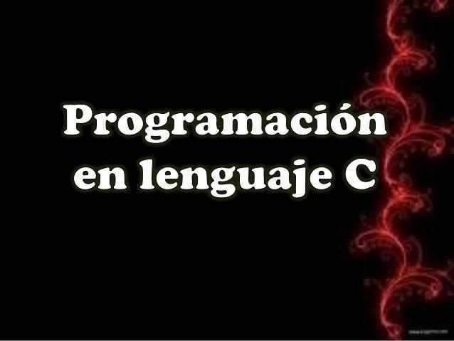 Programar es dar instrucciones precisas a un objeto o sistema para programardebemos tener un conocimiento del lenguaje en ...
