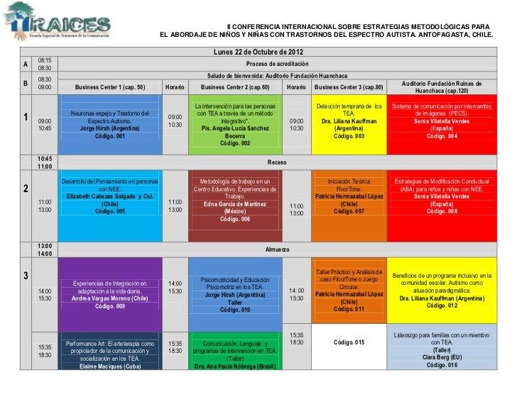 II CONFERENCIA INTERNACIONAL SOBRE ESTRATEGIAS METODOLÓGICAS PARA                                                     EL A...