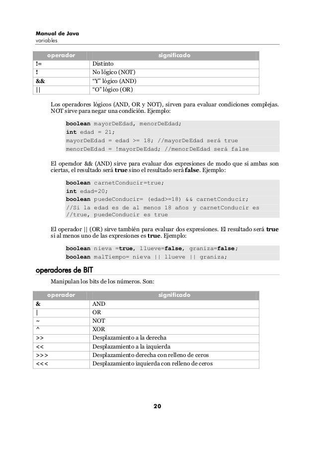 programacion con java rh slideshare net manual de programacion java web manual de programacion java para android pdf