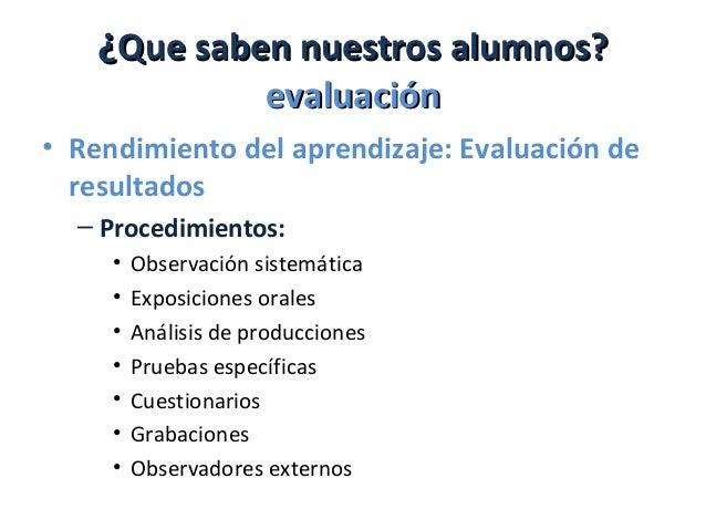 Criterios de calificaciónCriterios de calificación • Necesario el consenso del profesorado teniendo en cuenta algunas prop...
