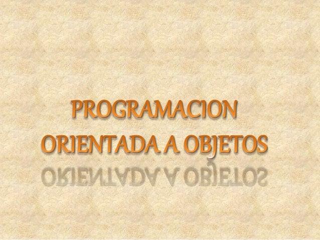 En la actualidad es la capacidad de programar metódicamente, mucho mejor que en la antigüedad, orientada a atributos con e...