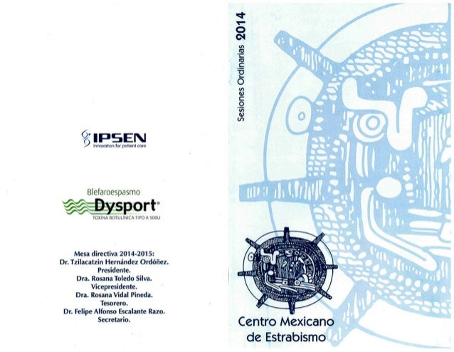 Programa CME 2014
