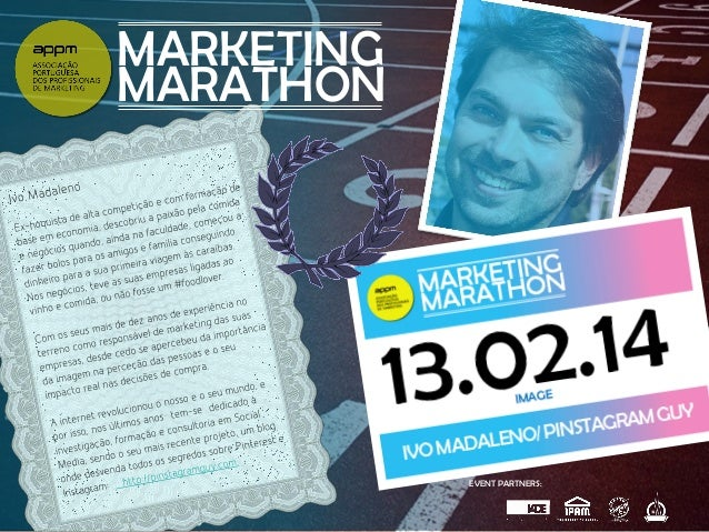 Marketing Marathon porto / Programa Completo