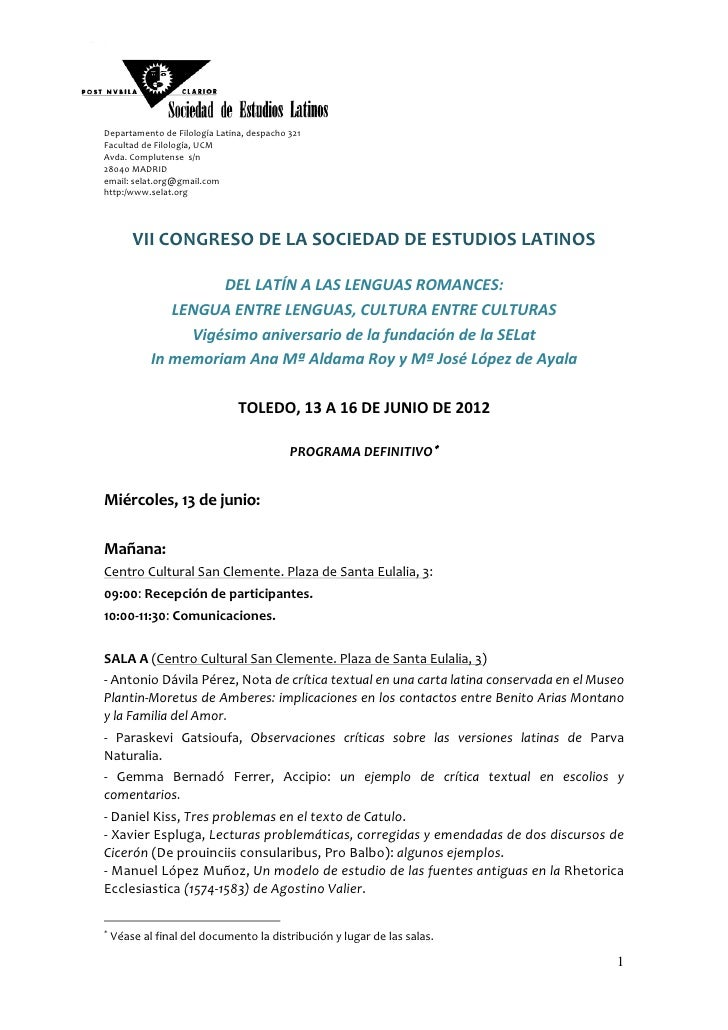 DepartamentodeFilologíaLatina,despacho321FacultaddeFilología,UCMAvda.Complutenses/n28040MADRIDemail...