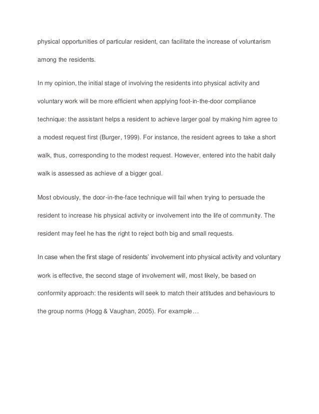 Physical activity essay art history essays