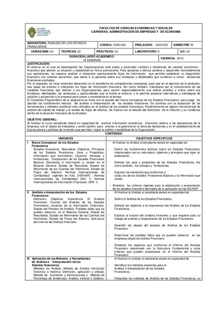 FACULTAD DE CIENCIAS ECONOMICAS Y SOCIALES                                                   CARRERAS: ADMINISTRACION DE E...