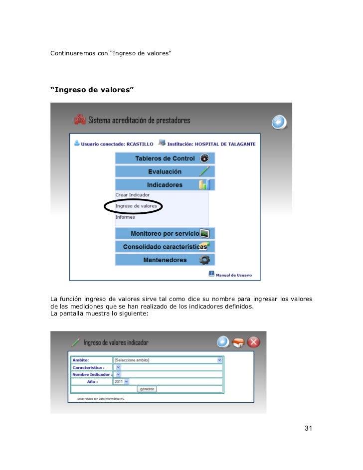 Programa de capacitación aprendiendo a usar software sis-q