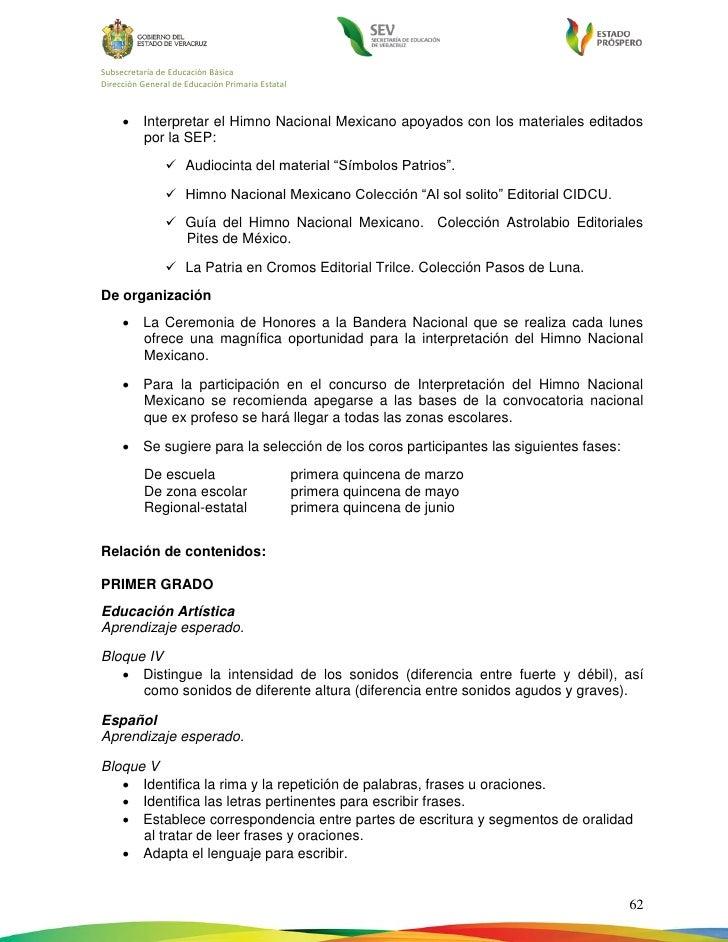 Programa De Eventos Civicos Y Culturales 2011 2012 Def
