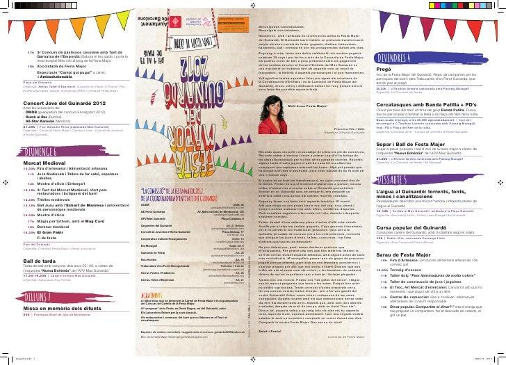 festamajorguinardo.blogspot.com                                                                                           ...