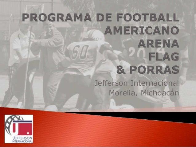Programa de football americano jefferson (1) 0c7284e1713