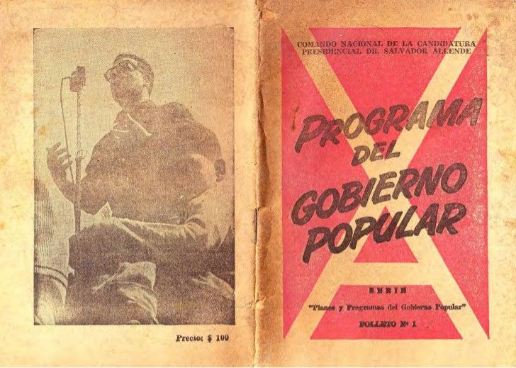Programa del gobierno_popular
