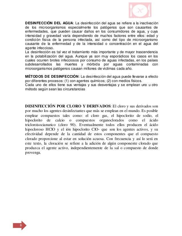 Programa de limpieza y desinfecci n for Metodos de limpieza y desinfeccion en el area de cocina