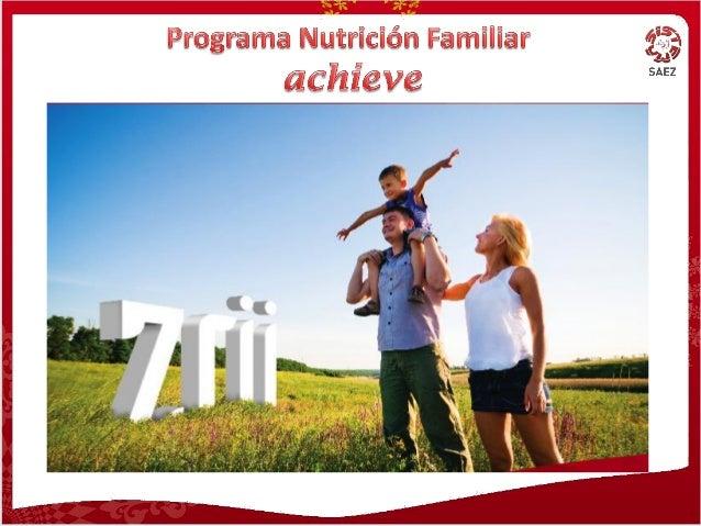 achieve PROGRAMA Equilibrio Cuerpo, Mente, Espíritu