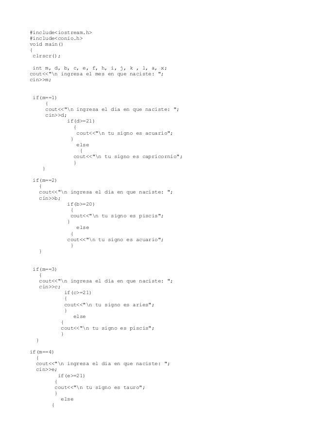 """#include<iostream.h> #include<conio.h> void main() { clrscr(); int m, d, b, c, e, f, h, i, j, k , l, a, x; cout<<""""n ingres..."""