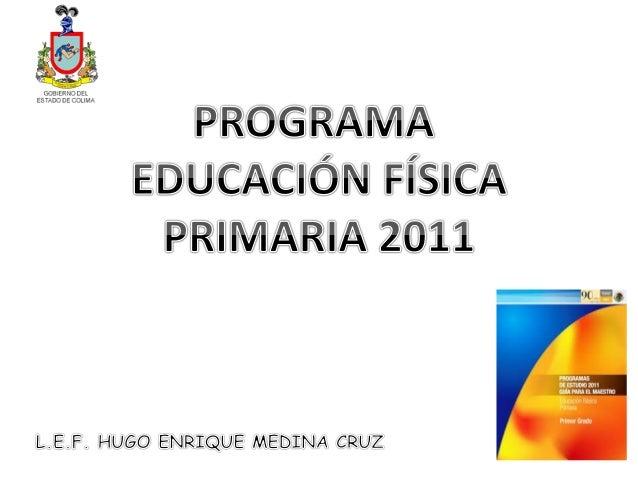 Programas de estudio 2011, Guía para el Maestro, Primaria, Primer grado. Subsecretaría de Educación Básica SEP, México, 20...