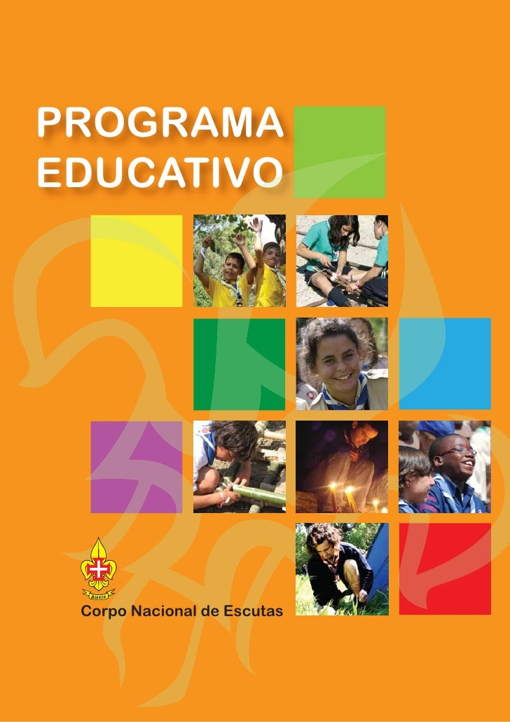 PROGRAMA EDUCATIVO      Corpo Nacional de Escutas