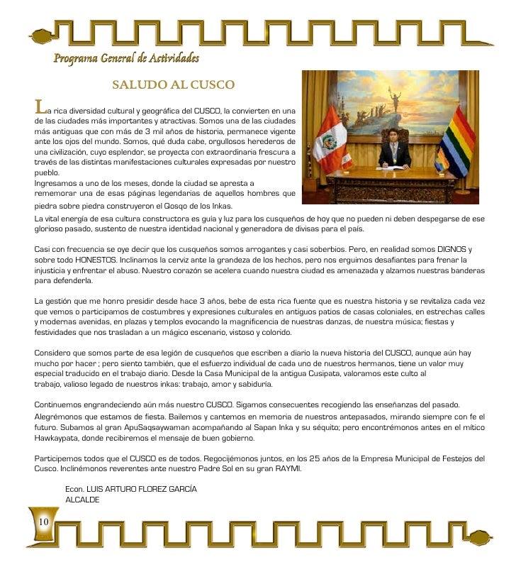 Programa festividades emufec 2012 for Editorial periodico mural