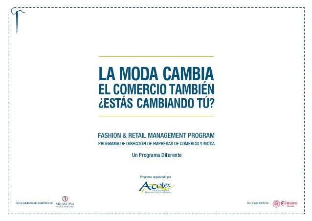 """Informe de Ejecución de la Campaña """"De Compras por el Barrio de Salamanca"""" · Septiembre 2010 PROGRAMA DE DIRECCIÓN DE EMPR..."""