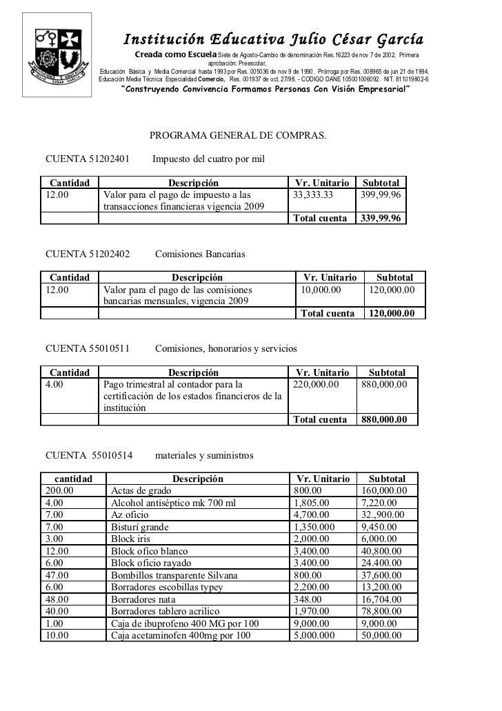 Institución Educativa Julio César García                          Creada como Escuela Siete de Agosto-Cambio de denominaci...