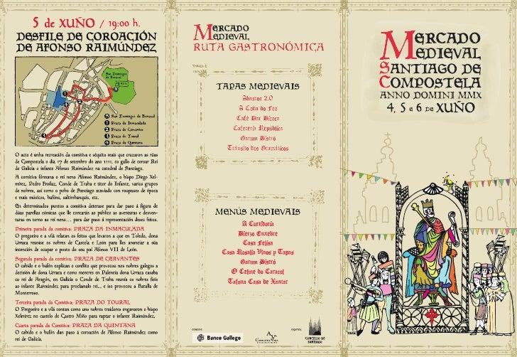 Programa Mercado Medieval 2010