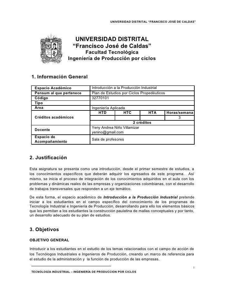"""UNIVERSIDAD DISTRITAL """"FRANCISCO JOSÉ DE CALDAS""""                          UNIVERSIDAD DISTRITAL                         """"F..."""