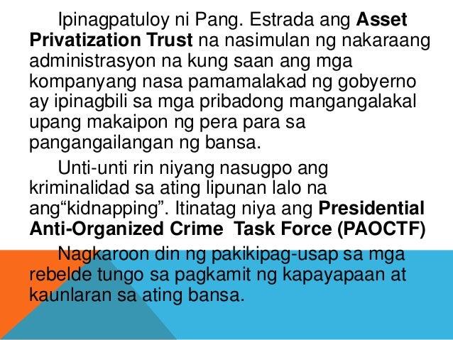 Talambuhay ni dating pangulong Corazon Aquino