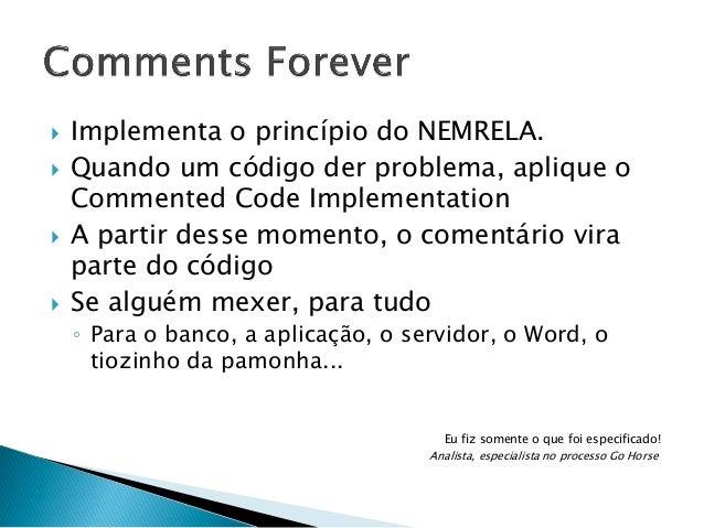 """  Se não lembra de como usar um recurso da linguagem, faça você mesmo! if (number.equals(""""1"""")) { return 1; } else if (num..."""