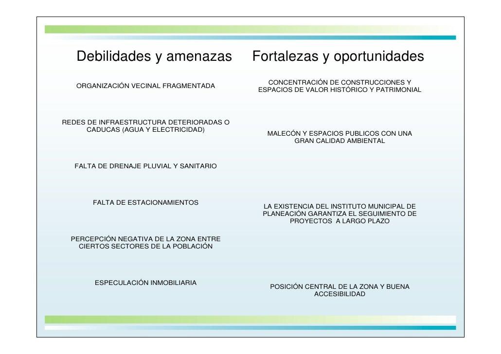 Programa Parcial Zona Centro Slide 3