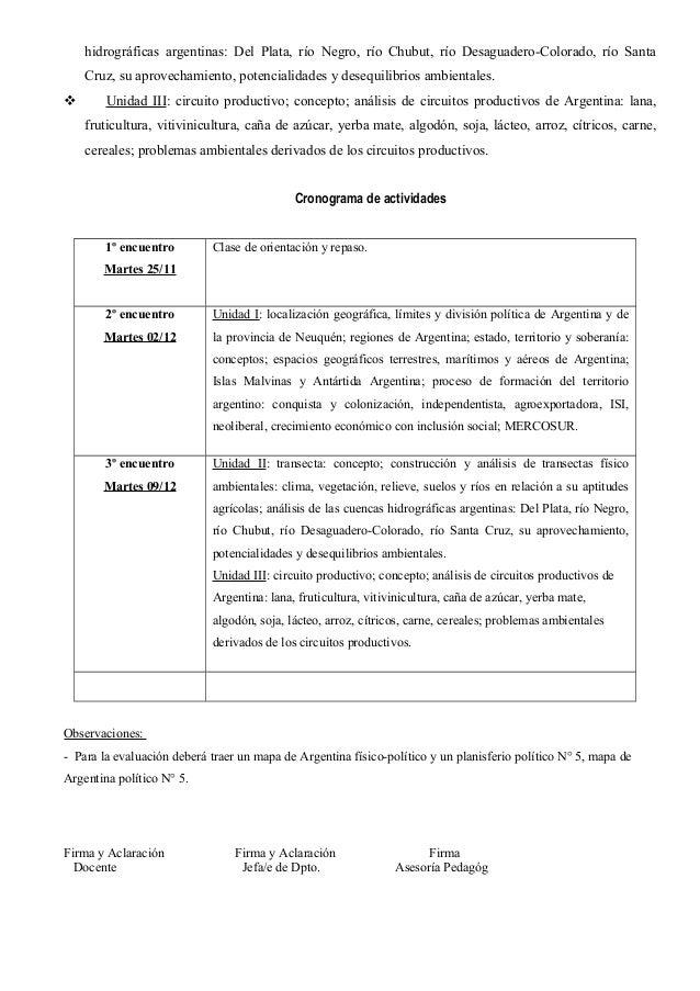 Programa POEC 4° B y C - EPEA 2 - 2014 Slide 2