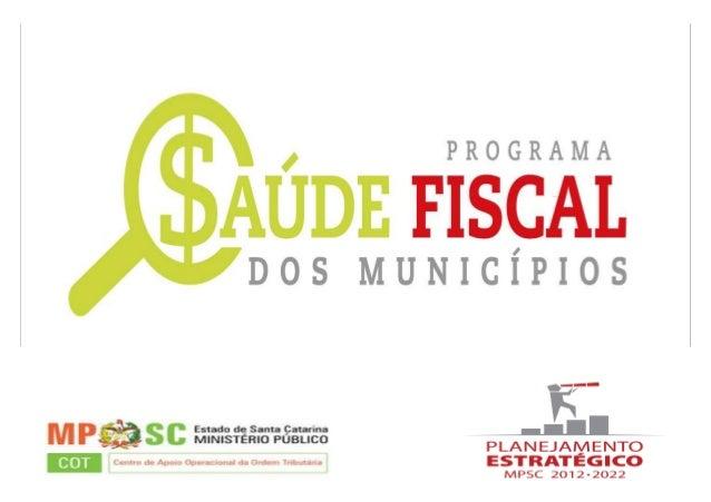 Visão do MPSC: Ser uma instituição próxima ao cidadão, que produza resultados úteis na defesa da democracia, na promoção d...